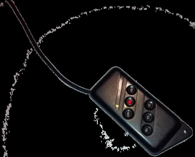Универсальные пульты для шлагбаумов граббер