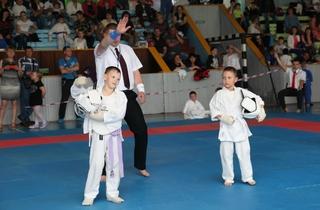 В Уссурийске прошел открытый чемпионат и первенство Уссурийского городского округа по кудо