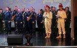 В честь призывников Уссурийского городского округа прошел праздничный концерт