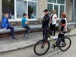 Полицейские и дружинники провели в Уссурийске мероприятие по профилактике краж велотранспорта