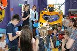 Полицейские провели для детей викторину по вопросам личной безопасности в Уссурийске