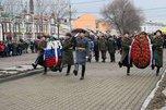 Церемония возложения венков и цветов, посвященная Дню Неизвестного Солдата, состоялась  в Уссурийске