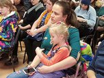 Встреча с многодетными семьями прошла сегодня в Уссурийске