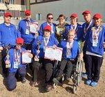 Команда Уссурийска победила в краевой спартакиаде «Инваспорт–2019»