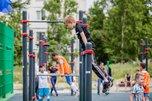 Сегодня в Уссурийске определят победителей конкурса «Спортивный дворик»