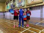 Уссурийские спортсмены показали хорошие результаты на первенстве Приморского края по бадминтону