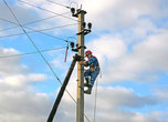Уссурийские энергетики помогают восстанавливать электроснабжение в Артеме