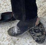 Голые пятки в лютый мороз: Мужчину спасли от обморожения неравнодушные граждане
