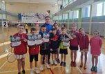 Уссурийские спортсмены приняли участие в Первенстве Приморского края по бадминтону