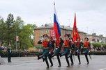 В Уссурийске отметили День Победы