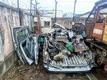 В Приморье полицейские разыскали разобранный на запасные части похищенный автомобиль