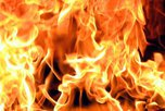 Пока все спали: масштабный пожар случился ранним утром в Уссурийске