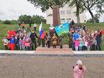 Дети Уссурийска погостили у приморских десантников