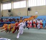 Соревнования по ушу прошли в Уссурийске