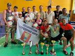 Сборная команда Уссурийска заняла первое место в летней Спартакиаде