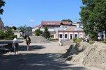 Общественные наблюдатели проинспектировали благоустройство новых скверов в Уссурийске