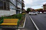 Еще три дворовых территории благоустроили в Уссурийске по муниципальной программе