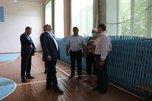 Кровлю в школе Корфовки отремонтируют до начала учебного года