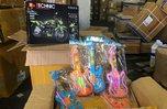 Ввоз более 12 тысяч контрафактных игрушек пресекли сотрудники Уссурийской таможни
