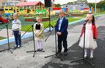 Детский сад открыли в Приморье по нацпроекту