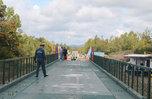Мост через реку Арсеньевка восстановили в Приморье