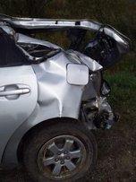 Приморцы ограбили машину после смертельного ДТП