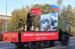 «В боях рожденная»: в Уссурийске прошел военный парад 5-й Армии