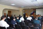 В Уссурийской таможне прошло торжественное собрание, посвященное Дню таможенника РФ
