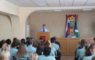 В Уссурийской таможне прошли учебные занятия  по противодействию коррупции