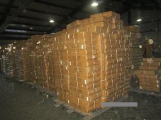Более 27 тысяч пар обуви задержали уссурийские таможенники