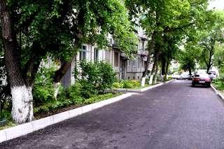 В восьми дворах Уссурийска завершились работы по благоустройству
