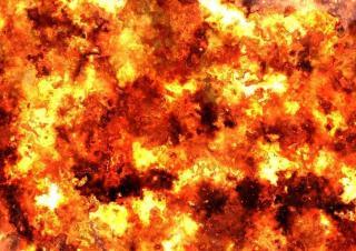 Мощный взрыв в воинской части Приморья получил приятное продолжение