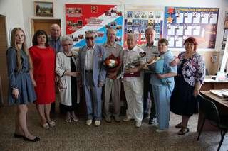 Чествование Почетных граждан состоялось в Уссурийске