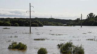 Почта доставила материальную помощь пострадавшим от паводка в Приморье