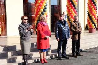 Дом культуры в селе Новоникольск открыли после реконструкции
