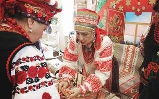 Делегация из Уссурийска приняла участие в Конгрессе народов Приморья