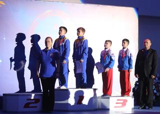 Приморские спортсмены привезли медали с международных соревнований по  ушу