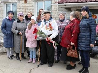 Акция «Парад для одного ветерана» стартовала в Уссурийске