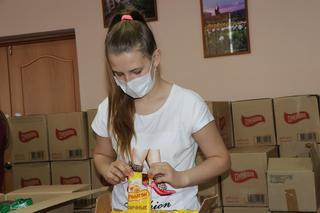 Уссурийские волонтеры доставили около 500 продуктовых наборов нуждающимся жителям округа