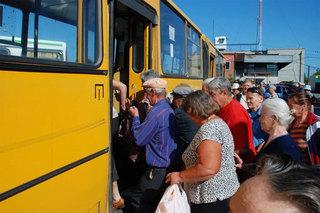 Автобусные маршруты на пивзаводские сады Уссурийска возобновляют свою работу