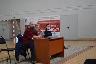 «Человек мира» Сергей Бурлаков посетил Уссурийск
