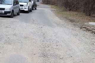 Асфальтовое покрытие в местах перекопов на улице Промышленной восстановят до 10 ноября