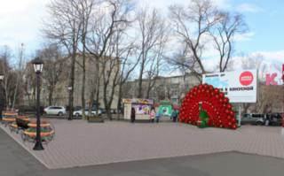 Две зоны отдыха благоустроят в этом году в Уссурийске