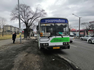В Уссурийске полиция просит откликнуться очевидцев ДТП с участием рейсового автобуса