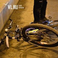 В Уссурийске водитель легковушки ранил из травмата велосипедиста