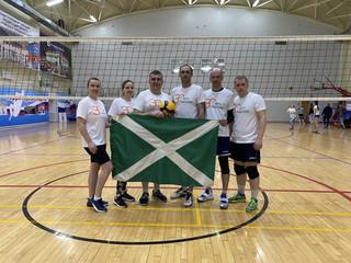 Уссурийская таможня заняла первое место в соревнованиях по волейболу
