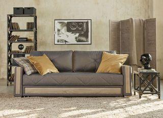 Прямой диван: прелести вечной классики