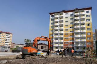 В Уссурийске строятся три дома для переселения граждан из аварийного жилья