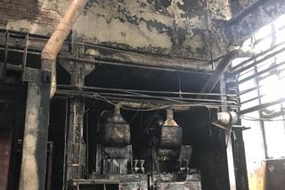 Приморская транспортная прокуратура организовала проверку после пожара на Уссурийском ЛРЗ