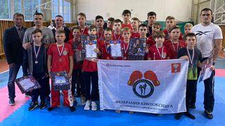 Лучших бойцов и лучших судей определили на первенстве по кикбоксингу в Уссурийске